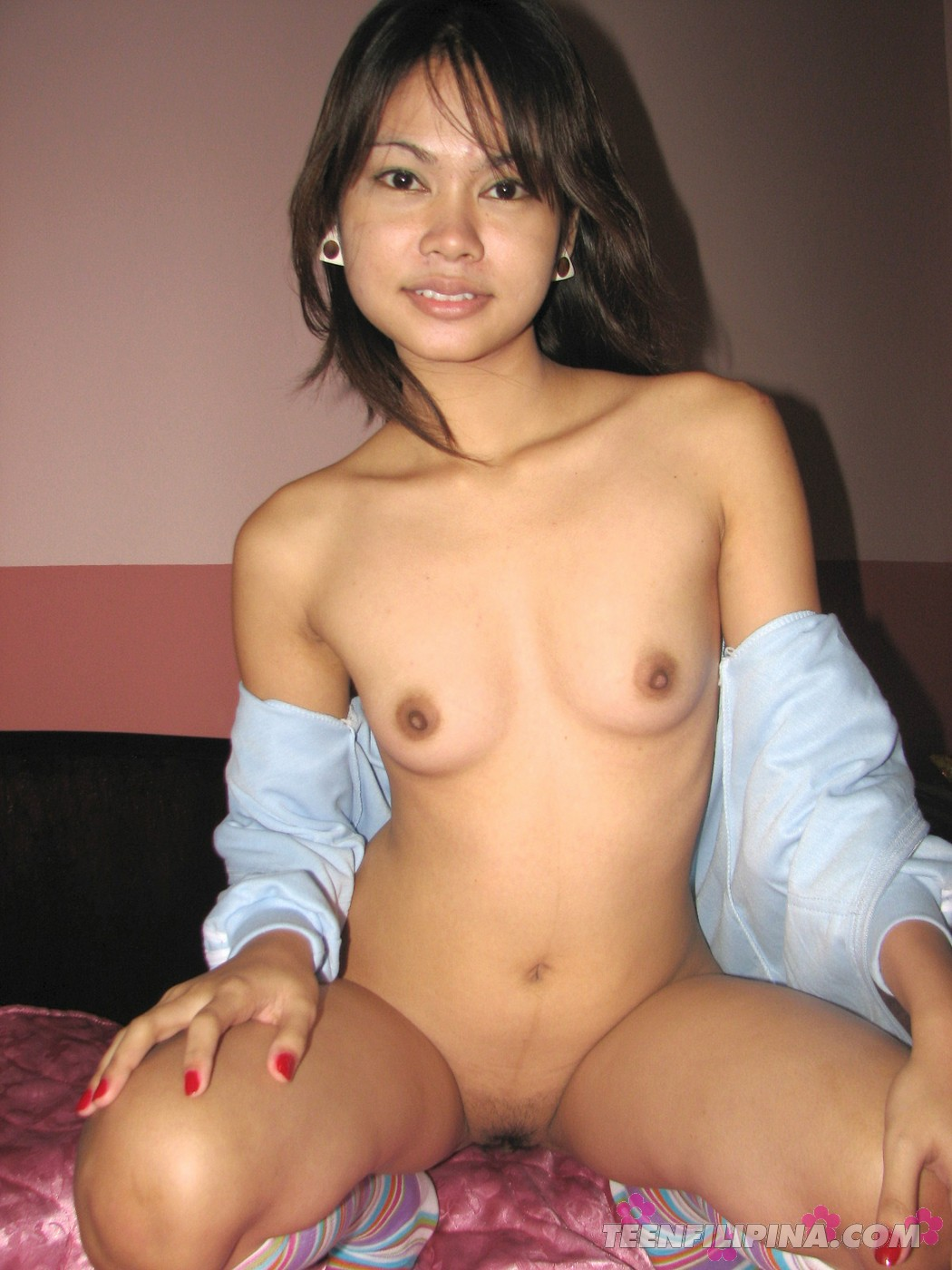 young inoscent girls caught naked