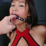Thai girl with oral sex ring